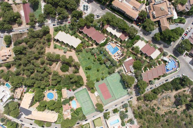 Hotel Zafiro Park Cala Mesquida Cala Mesquida