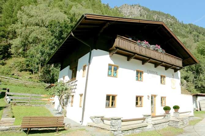 Vakantiewoning Falkneralm Längenfeld