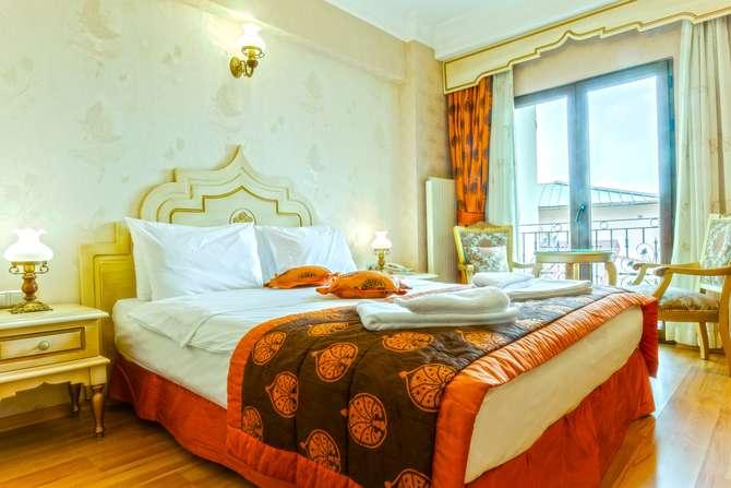 Hotel Saba Sultan Istanbul