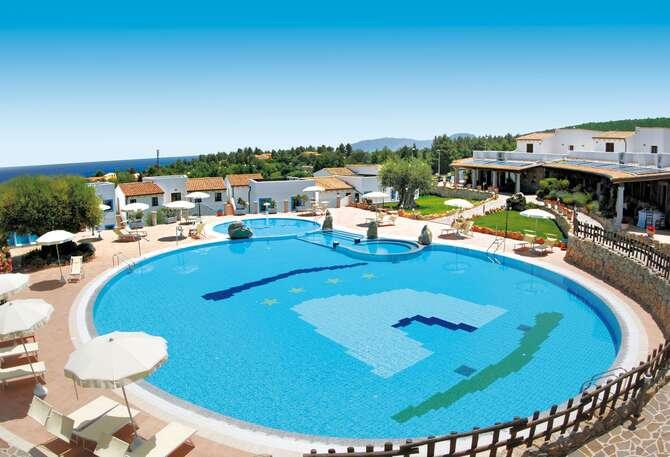 Nuraghe Arvu Resort Cala Gonone