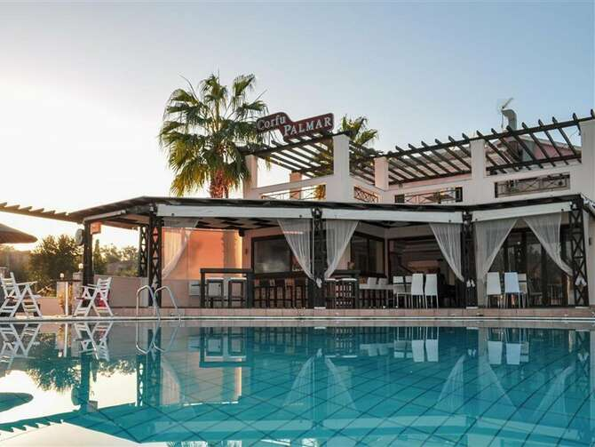 Corfu Palmar Hotel Sidari
