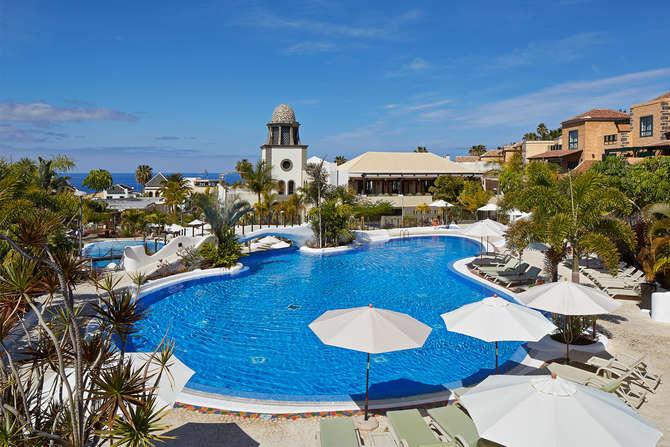 Hotel Suite Villa Maria Playa Paraíso