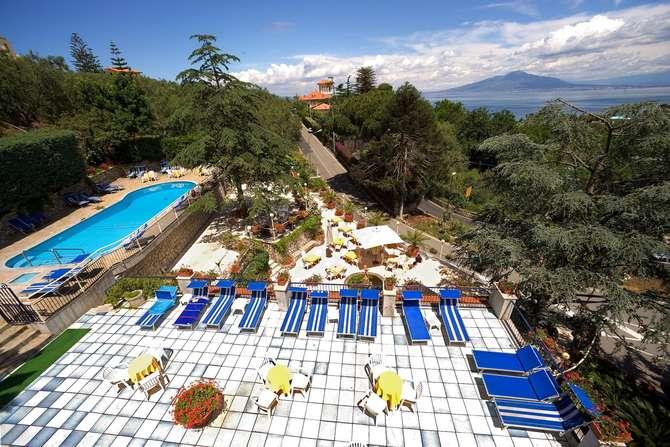 Hotel Metropole Sorrento