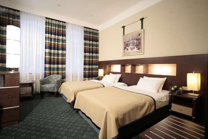Hotel Peter I Moskou