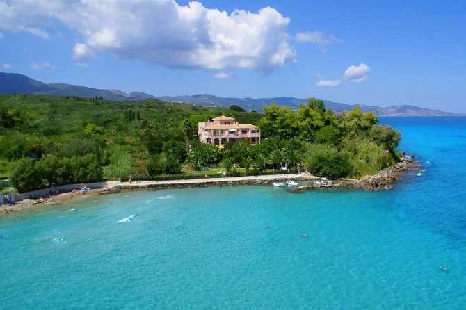 Calypso Villa's Zakynthos Alykanas