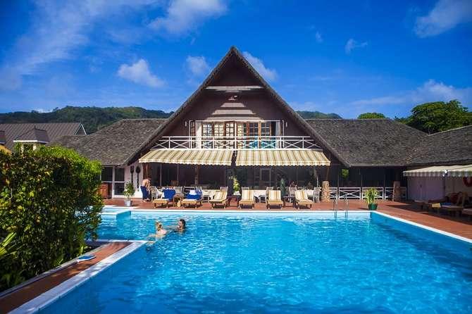 La Digue Island Lodge La Réunion