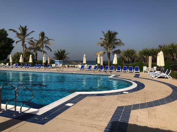 Umm Al Quwain Beach Hotel Umm al Qaywayn