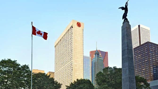 Sheraton Centre Toronto Hotel Toronto