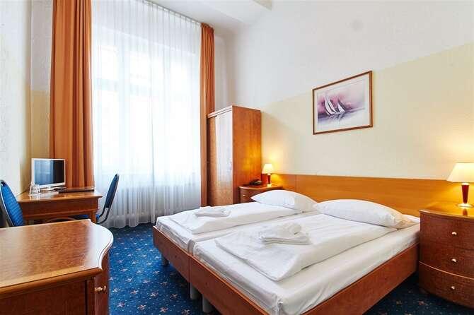 Hotel Europa City Berlin Berlijn