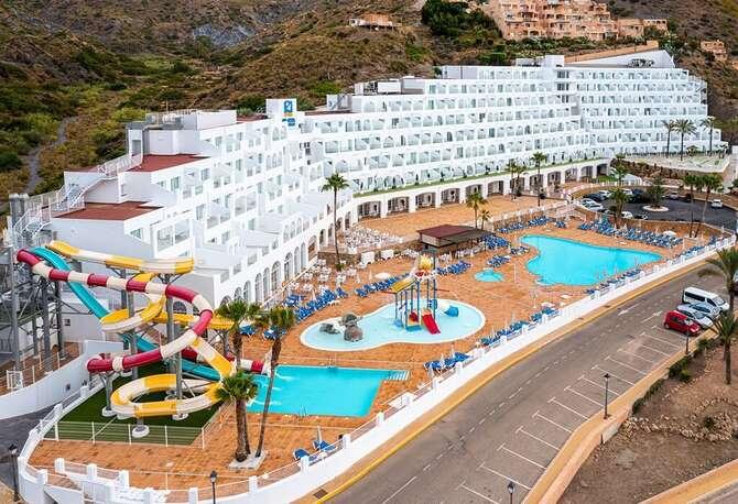 Mojacar Playa Aquapark Hotel Mojácar