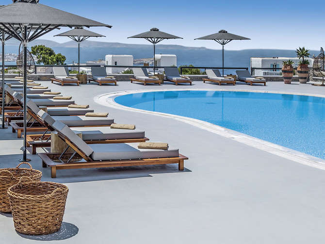 My Mykonos Hotel Mykonos-Stad