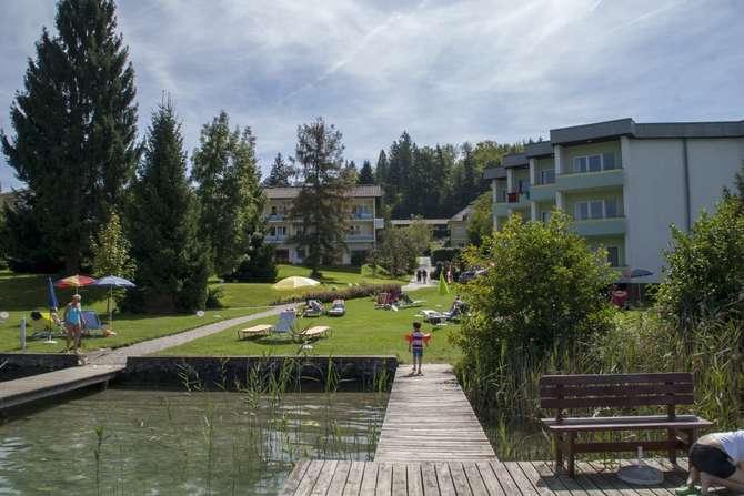 Strandhotel Schabus Velden am Wörthersee