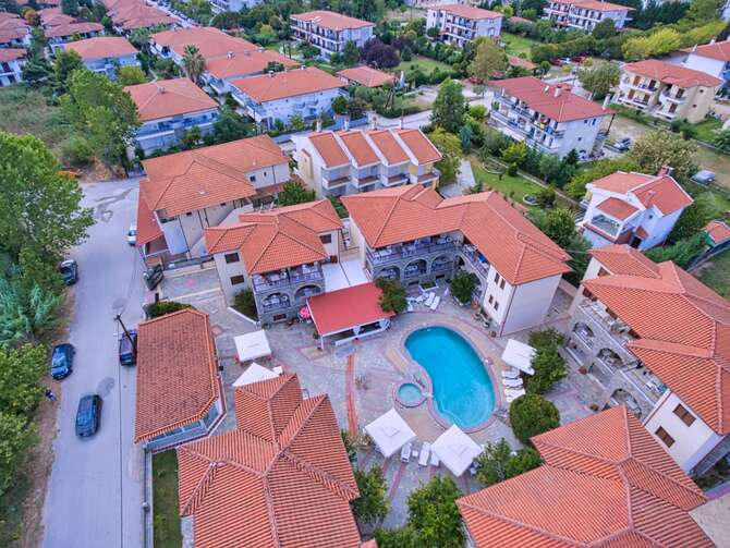 Hotel Argo Sívri