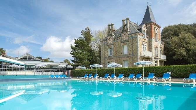 Hotel Domaine Ker Juliette Pornichet