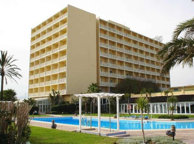 Tryp Malaga Guadalmar Hotel Málaga