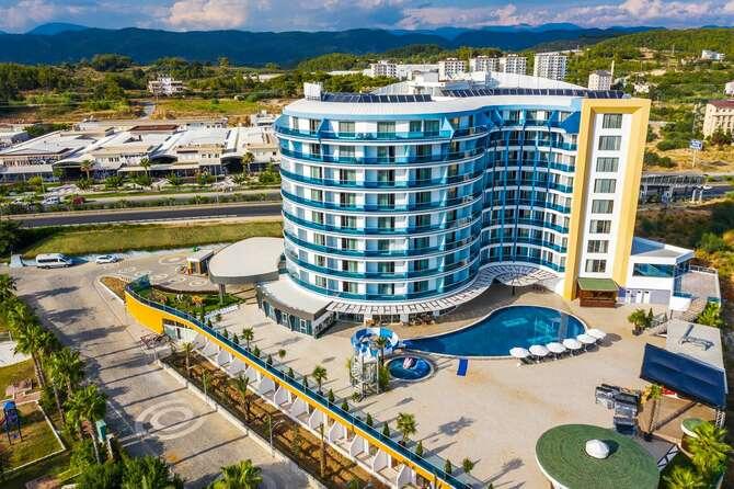 The Marilis Hill Resort Hotel And Spa Okurcalar