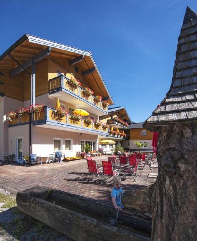 Gasthof Forellenhof-Hammerwirt Untertauern