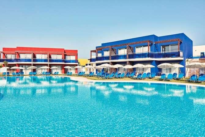 All Senses Nautica Blue Exclusive Resort Fánai