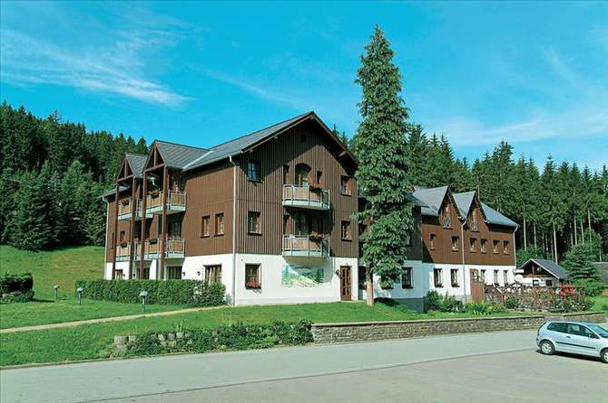 Flair Hotel Schwarzbeerschänke Marienberg