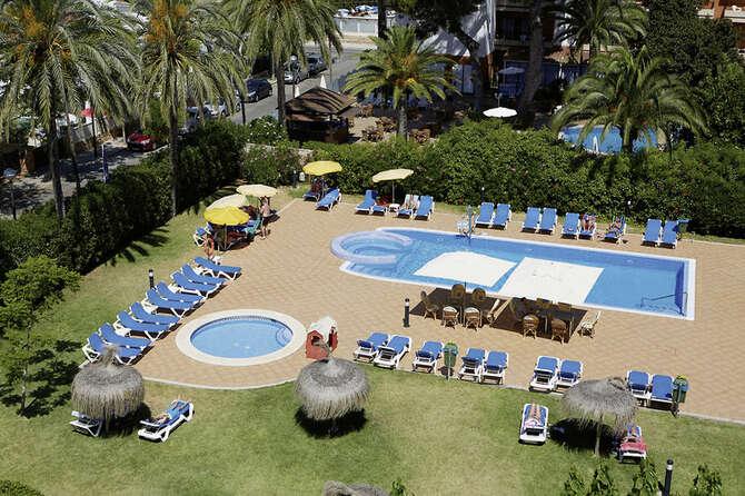 Hotel & Aparthotel Luxor Playa de Palma