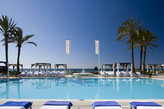 Los Monteros Spa & Golf Resort Marbella