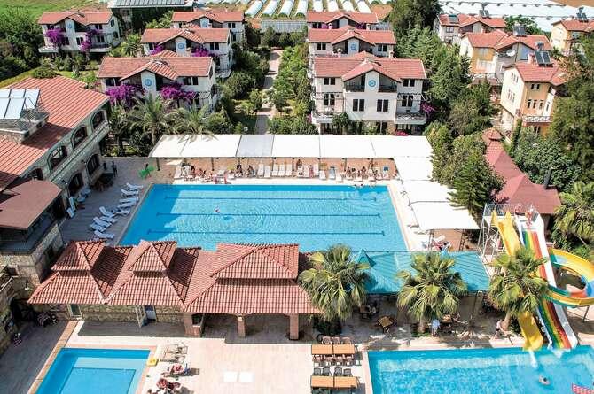 Belkon Hotel Antalya
