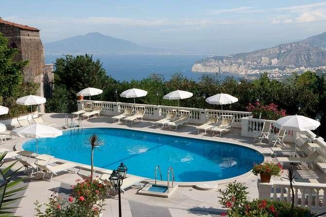 Hotel Jaccarino Massa Lubrense