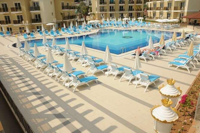 Marcan Resort Hotel Ölüdeniz