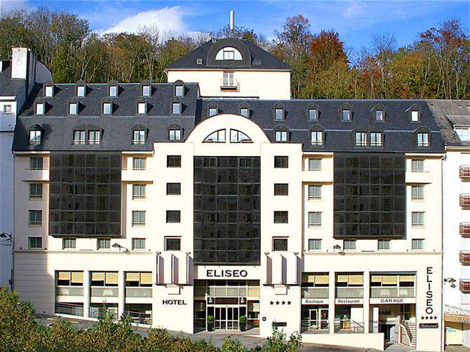 Hotel Eliseo Lourdes