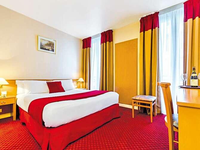 Hotel Belta Parijs