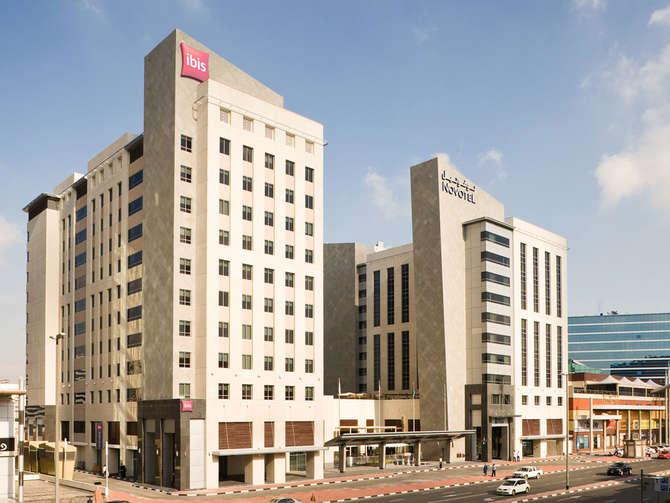 Hotel Ibis Dubai Deira City Centre Dubai