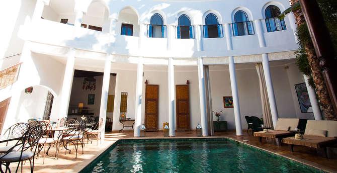 Riad Chergui Marrakech