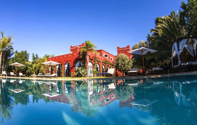 Riad el Miria Palais Marrakech