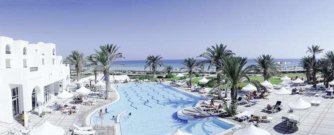 Al Jazira Beach & Spa Midoun