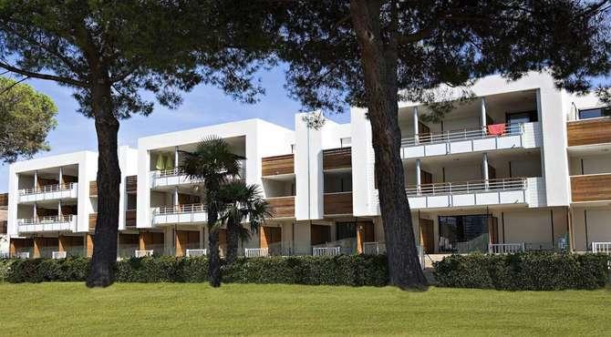 Residence Carre Marine Mandelieu-la-Napoule