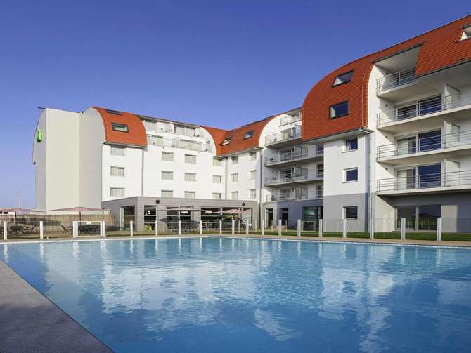 Hotel Ibis Styles Zeebrugge Blankenberge
