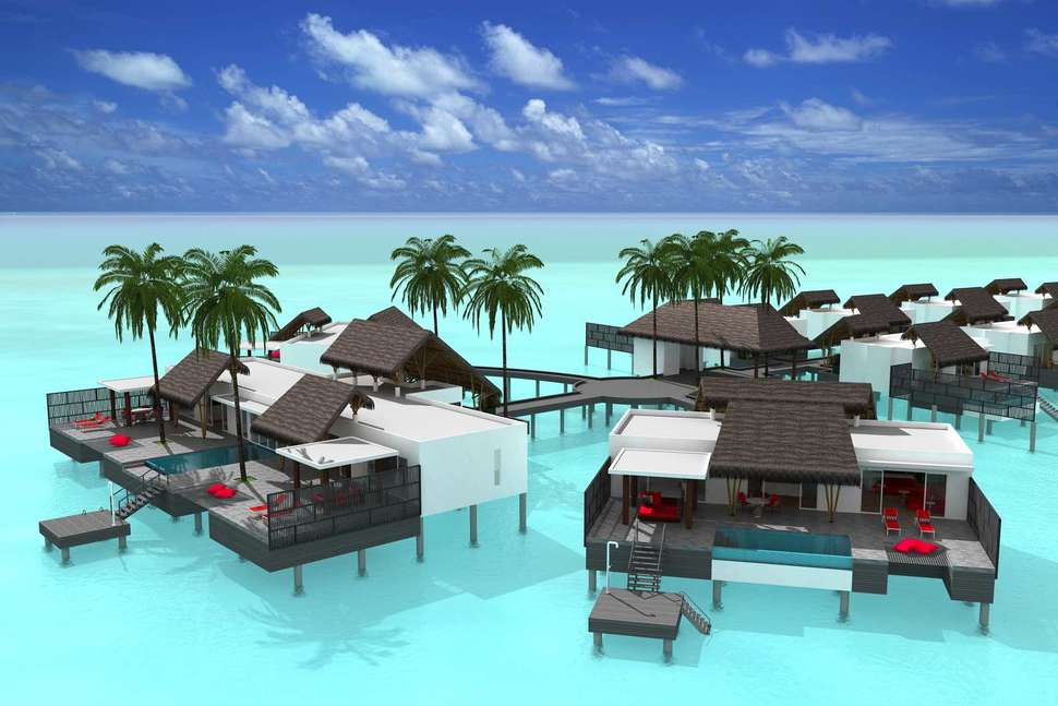 Emerald Maldives Resort & Spa, 6 dagen