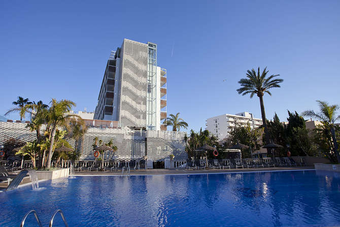 Hotel Bahia De Alcudia Alcúdia