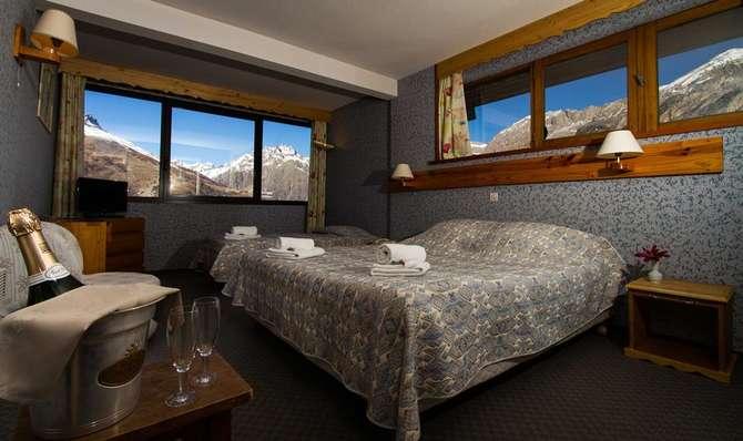 Hotel Saint Roch Puy-Saint-Vincent