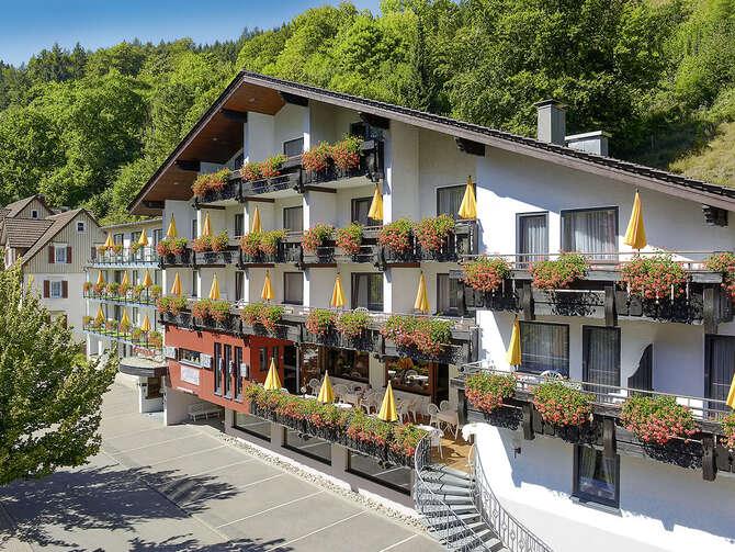 Flair Hotel Sonnenhof Schönmünzach