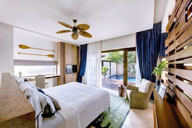 Outrigger Koh Samui Beach Resort Bo Phut Beach