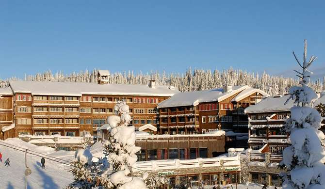 Hotel Gudbrandsgard Skeikampen