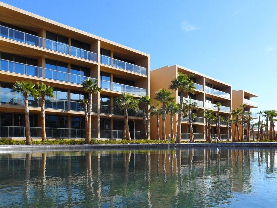 Last minute vakantie Algarve 🏝️Salgados Palm Village Appartementen & Suites