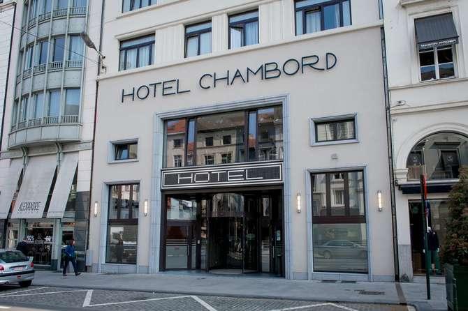 Hotel Chambord Brussel