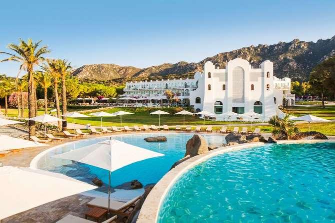 Falkensteiner Resort Capo Boi Villasimius