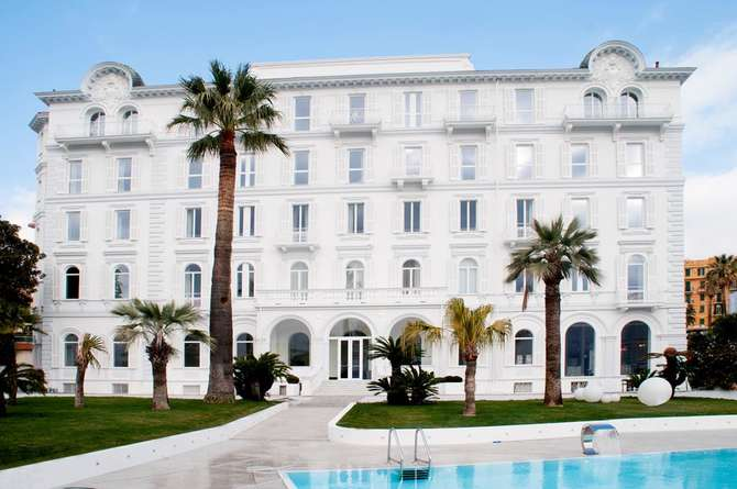 Hotel Miramare Continental Palace San Remo