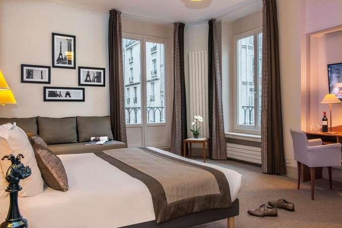 Hotel Provinces Opera Parijs