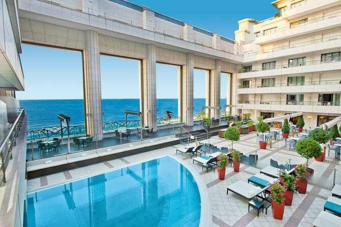 Nice Palais de la Mediterranee Nice