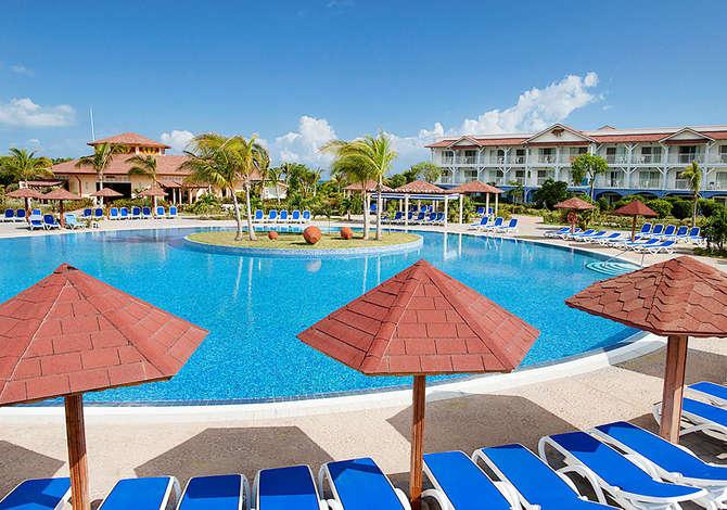 Memories Flamenco Beach Resort Cayo Coco