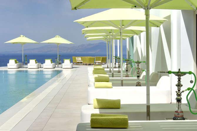 Myconian Naia Luxury Suites Mykonos-Stad